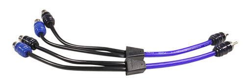 "ZEALUM ZC-PYF Cinch-Cable ""PURE"" Y-Kabel female"