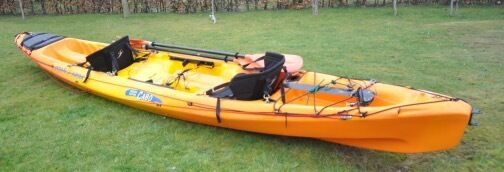 Ocean Kayak 2 man Cabo for sea fishing or leisure in  : 86 from www.gumtree.com size 504 x 172 jpeg 19kB