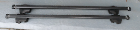 Thule 761 (712200) square roof bars with end caps