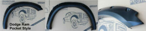 POCKET STYLE/OE-STYLE FENDER FLARE FOR DODGE RAM/ FORD/ CHEVROLE