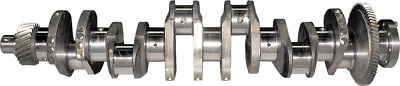 Re53201 Crankshaft With Gear For John Deere 8560 8570 Tractors