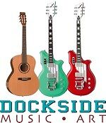 Airline and Eastwood guitars + basses in stock at Dockside Music