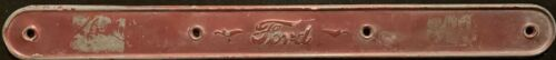 "1940 – 1960 Vintage Ford Metal Emblem 19"" Wide Possible Tractor?"