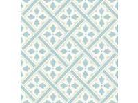 Laura Ashley Mr Jones blue wallpaper - 2 rolls