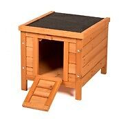 Pets at Home Wooden Rabbit Run, Garden or Play Area Hideaway
