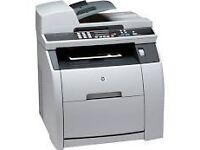 HP Color LaserJet 2840 All-in-One Colour Laser - Fax / copier / printer / scanner
