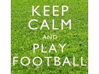 Looking to play football?