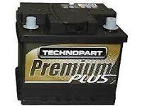 Technopart car battery