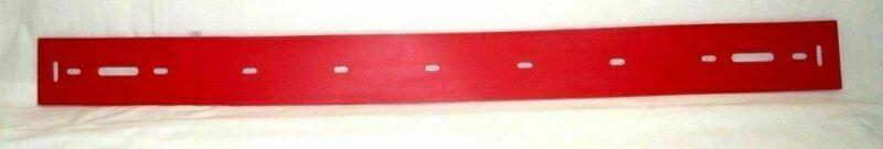Tennant  605029 - Blade, Squeegee, Rear, 36.36L