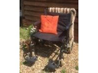 Extra Large Wheel Chair £65