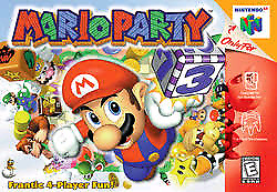 Wanted Mario party games