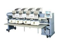 EMBROIDERY MACHINES WANTED