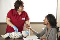 Become a Red Cross Certified First Aid/CPR Instructor