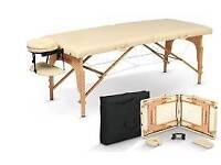 New portable eco-basic masage table!