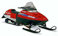 Looking for a 440 or 550 Polaris Indy Lite, Indy Sport, or XCR