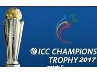 ICC Champions Trophy 1st SEMI FINAL - England V Pakistan 4 x tickets