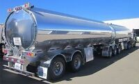 Class 1 Fuel Truck Driver Required Immediately