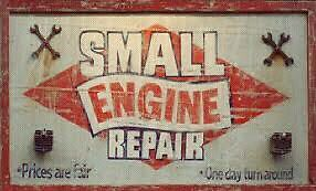 Small Engine Repair (Annapolis Valley)