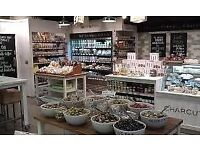 Cashier - Deli & Cafe Team Member - New Opening - City of London