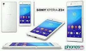 Sony Xperia Z3+ white 32gb unlocked may swap for Nokia lumia 950 or above
