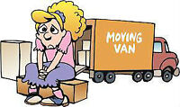 Professional Movers of a Moving Company doing Side jobs