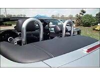 AUDI TT Roadster 05 plate, tonneau hood cover Wanted