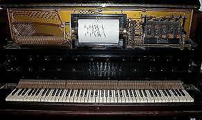 Sp??cialiste en piano m??canique
