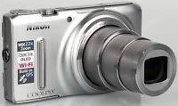 Nikon S9500 Coolpix