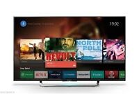 "SONY BRAVIA KD43X8309CBU Smart 4k Ultra HD 43"" TV"
