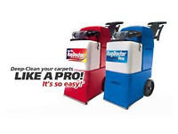 Rug Doctor Carpet Cleaner Hire Norwich - Free Delivery - Demo & Shampoo