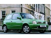 Nissan Micra K11 (Wanted)