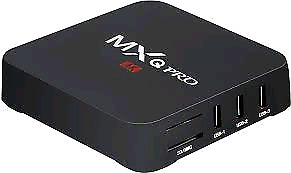 Brand new fully loaded MXQ Pro 4K android boxes