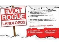 Do you have a landlord from hell and don't know your rights & need help at a price you can afford?
