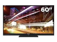 "60"" lg tv very good working order tv,iselling it for £200,"