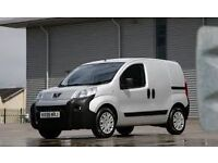Owner Driver with OWN small van urgently needed in Reading area.