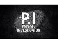 Private investigator/detective pi