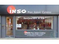 WOK CHEF NEEDED FOR PAN-ASIAN RESTAURANT IN NORTHWOOD HILLS,LONDON HA6 1PF £9-£11 per hour