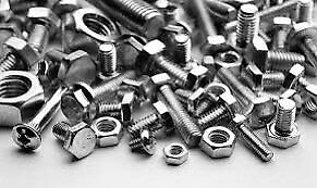 Wanted hardware nuts bolts screws washers etc.