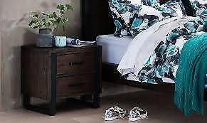 Sierra bedside tables Clayton Monash Area Preview