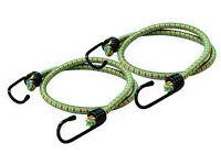Rolson 44226 Bungee Cord Set - 900mm