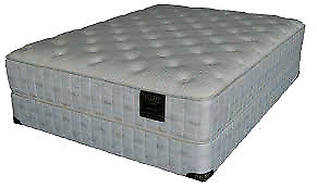 Free queen mattress with box spring