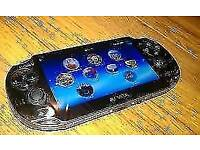 PLAYSTATION VITA CONSOLE