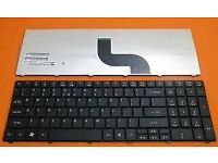 Brand new replacement Laptop Keyboards supplied and fitted