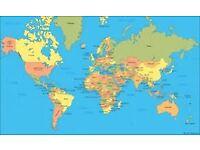 Experienced Geography / Modern Studies Tutor