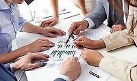 Accounting, Payroll maintaining books for business, contractors