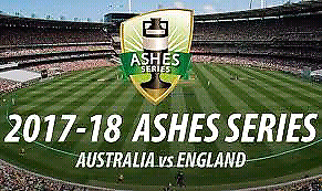 ASHES TICKETS. DAY 1, 2 & 3