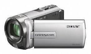 Sony Handycam DCR-SX65 digital camcorder Penguin Central Coast Preview