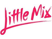 3 x Little Mix tickets 14/10 Leeds