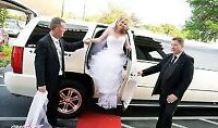 $199-York region wedding limousine limo stretch 416-559-4110