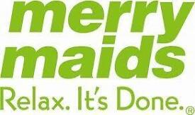 Merry Maids of Rutland ~ Require Cleaners